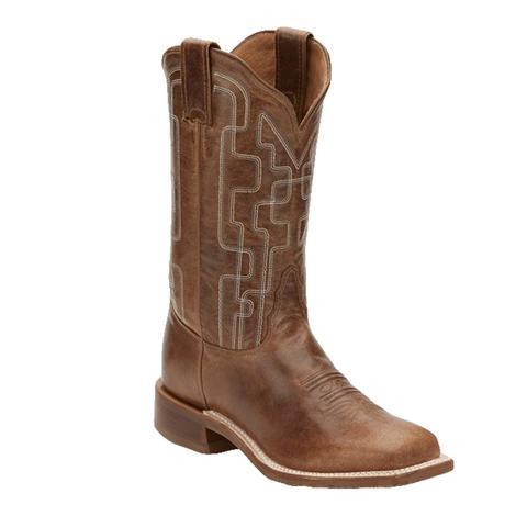 Tony Lama Atchison Women's Boot in Latte