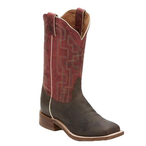 Tony Lama Atchison Women's Boots in Brown