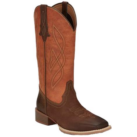 Justin Gypsy Breakaway Mocha Women's Boots