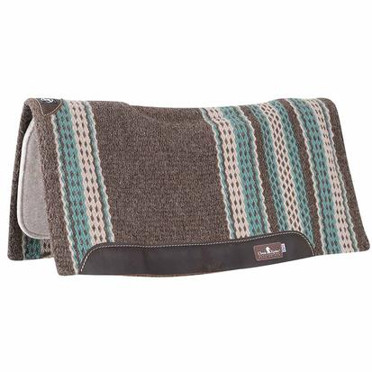Classic Equine Zone Series Blanket Top Pad 32x34 CF/TL