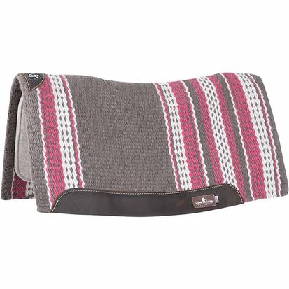 Classic Equine Zone Series Blanket Top Pad 32x34 SL/FC