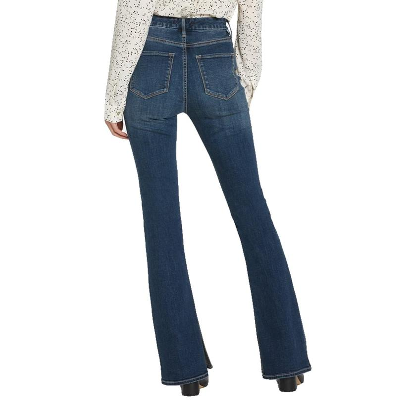 Dear John Denim Super High Rise Stella Bootcut Alto Wash Women's Jeans