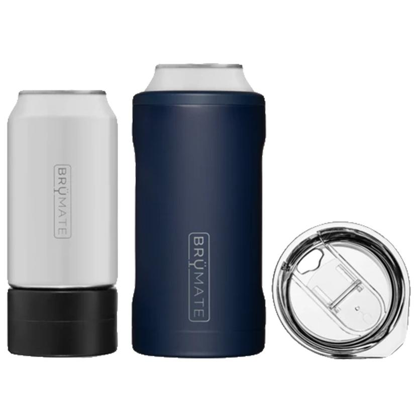 Brumate Hopsulator Trio 3in1 16oz Matte Navy