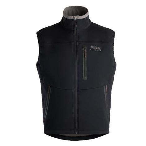 Sitka Jetstream Vest Basic Black