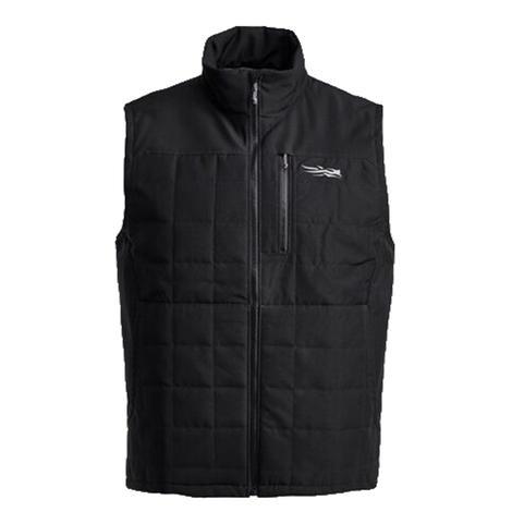 Sitka Grindstone Work Vest - Black