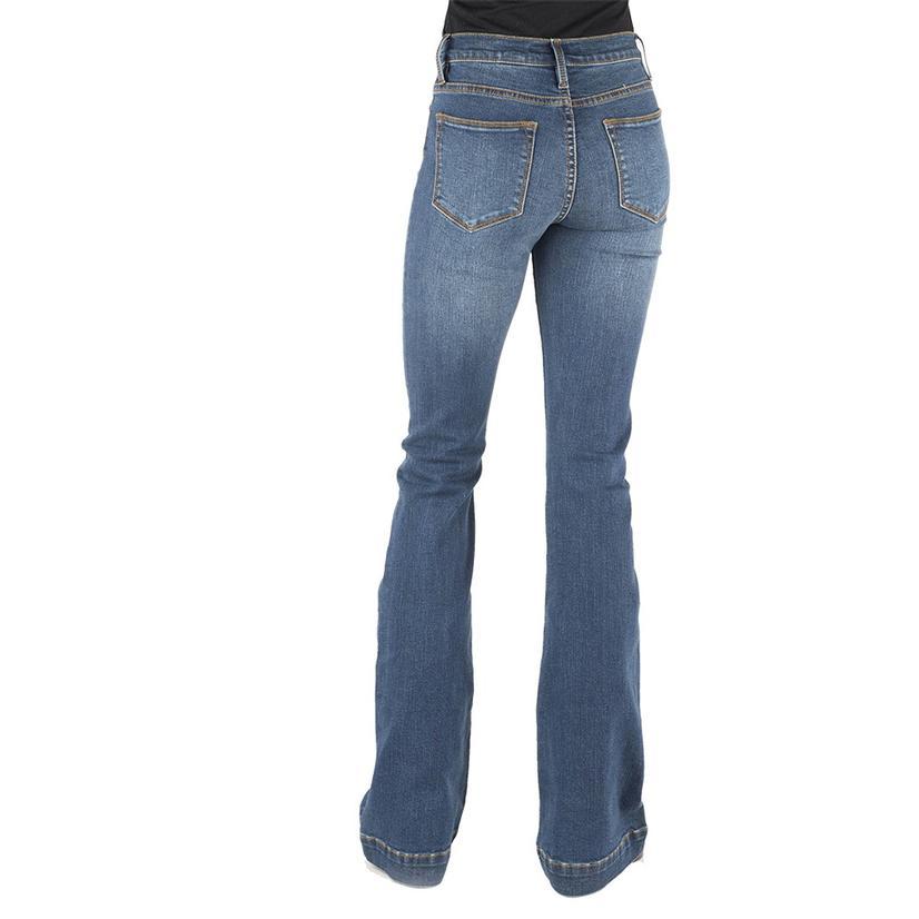 Stetson 921 High Waist Flare Women's Jeans