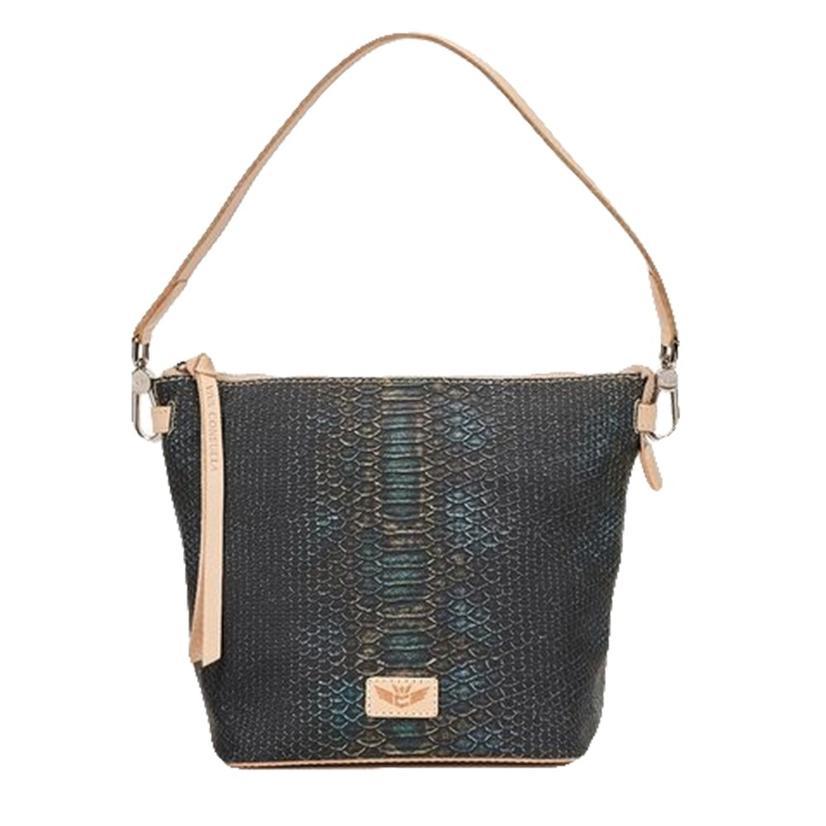 Consuela Rattler Wedge Bag