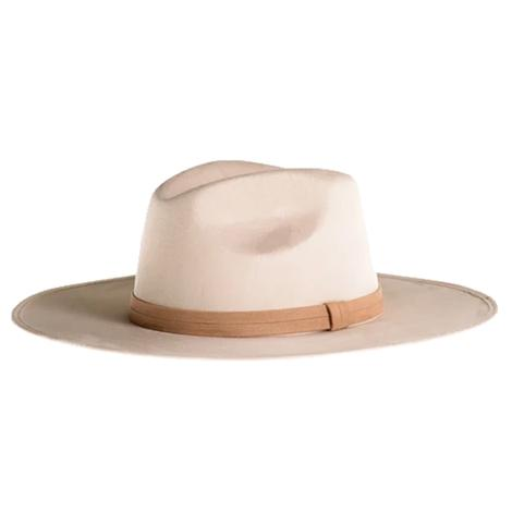 Rancher Mont Blanc Felt Hat by ASN Hats