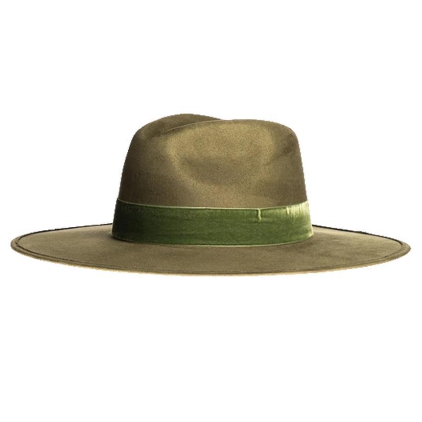 Rancher Sierra Felt Hat By Asn Hats