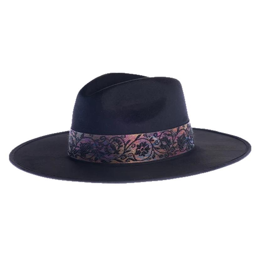 Rancher Amelia Felt Hat By Asn Hats