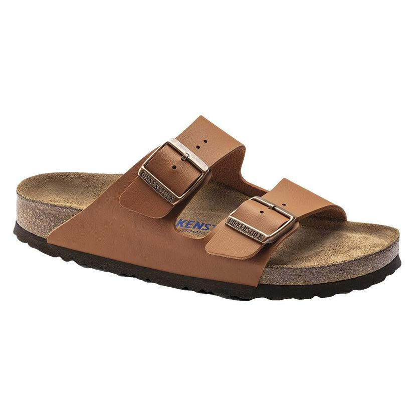 Birkenstock Arizona Soft Footbed Ginger Brown Women's Sandals