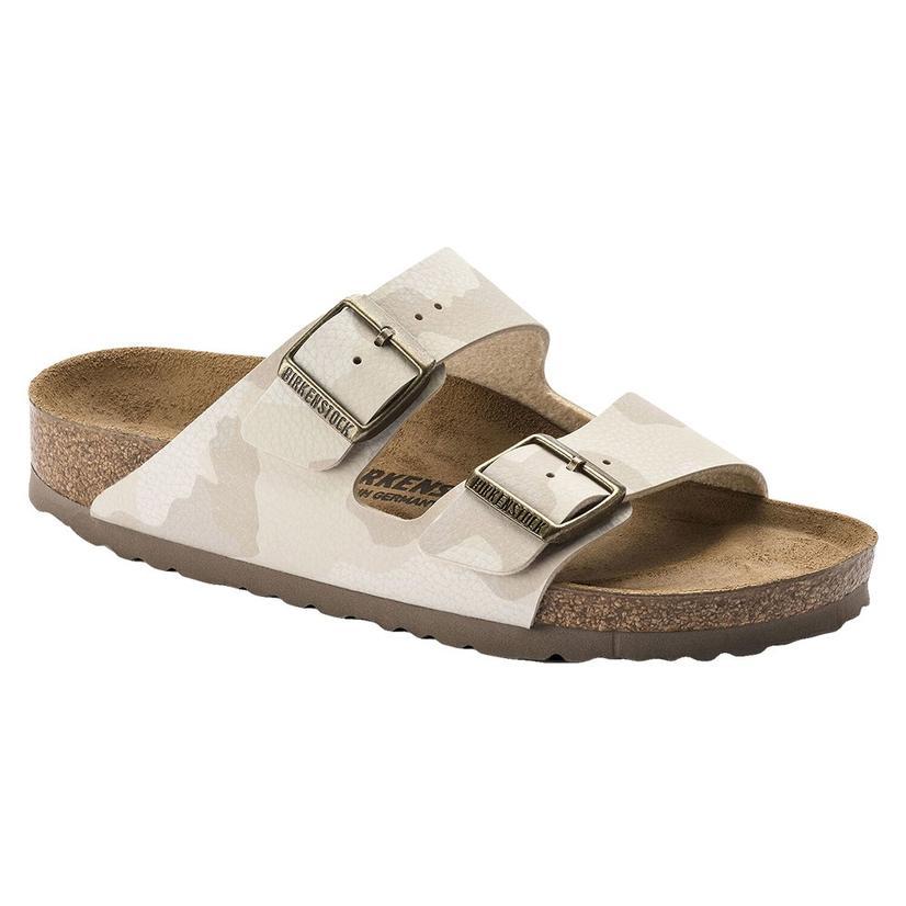 Birkenstock Arizona Sand Camo Women's Sandal
