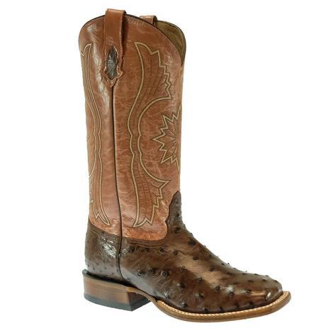 Tony Lama Farron Kango Tobacco Women's Boots