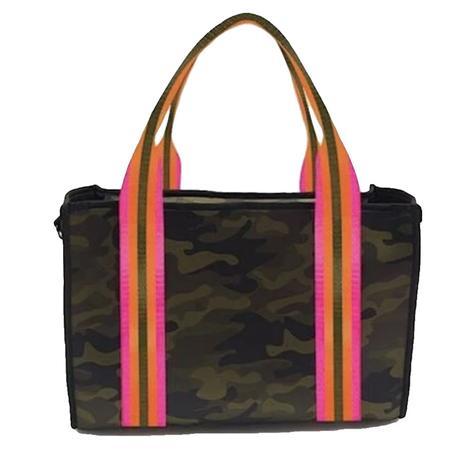 Haute Shore Isla Showoff Camo Pink Bag