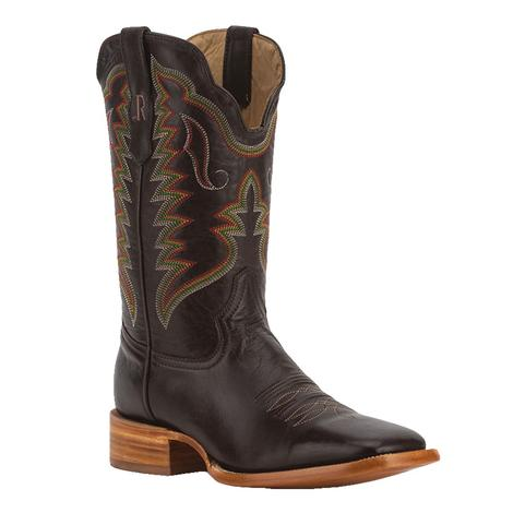 R. Watson Chocolate Ranch Hand Men's Boot
