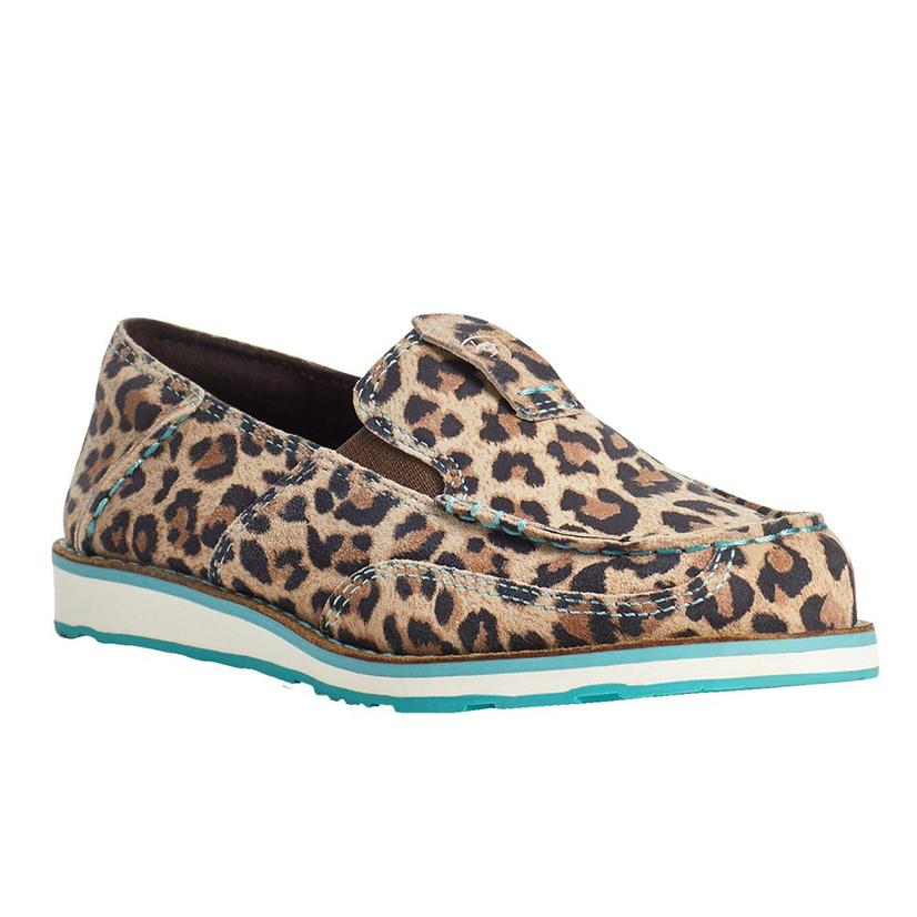 Ariat Cheetah Girl's Cruiser Shoes