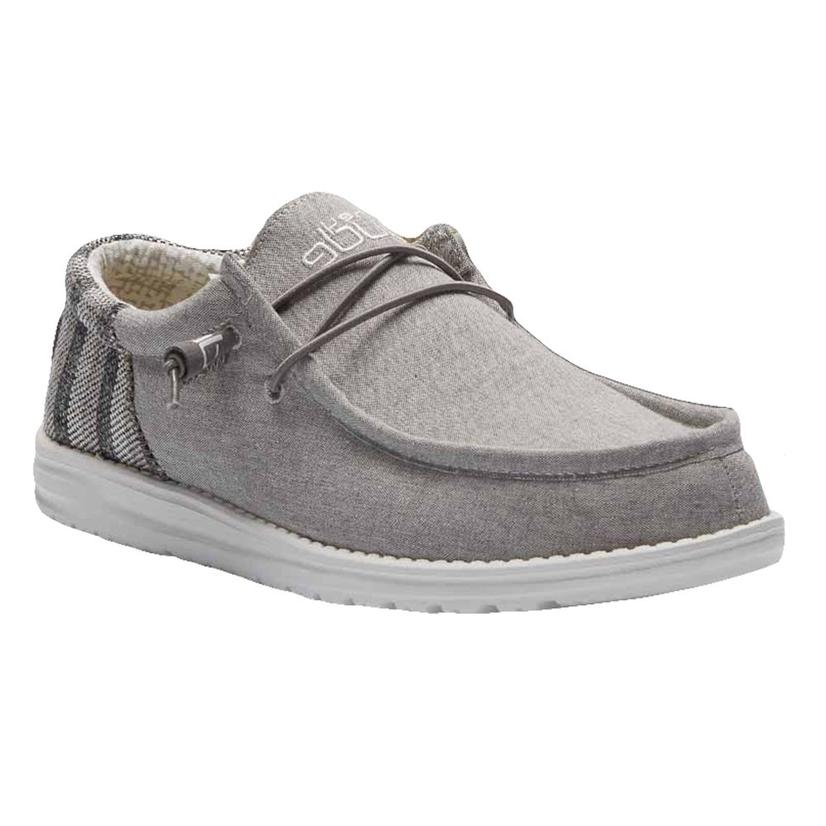 Hey Dude Wally Sox Rhyloite Men's Shoes