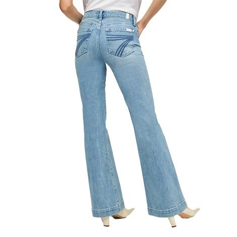 7 For All Mankind Tailorless Ventana Dojo Women's Jeans