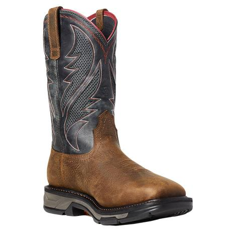 Ariat Workhog XT Ventek H20 Soft Toe Men's Workboots