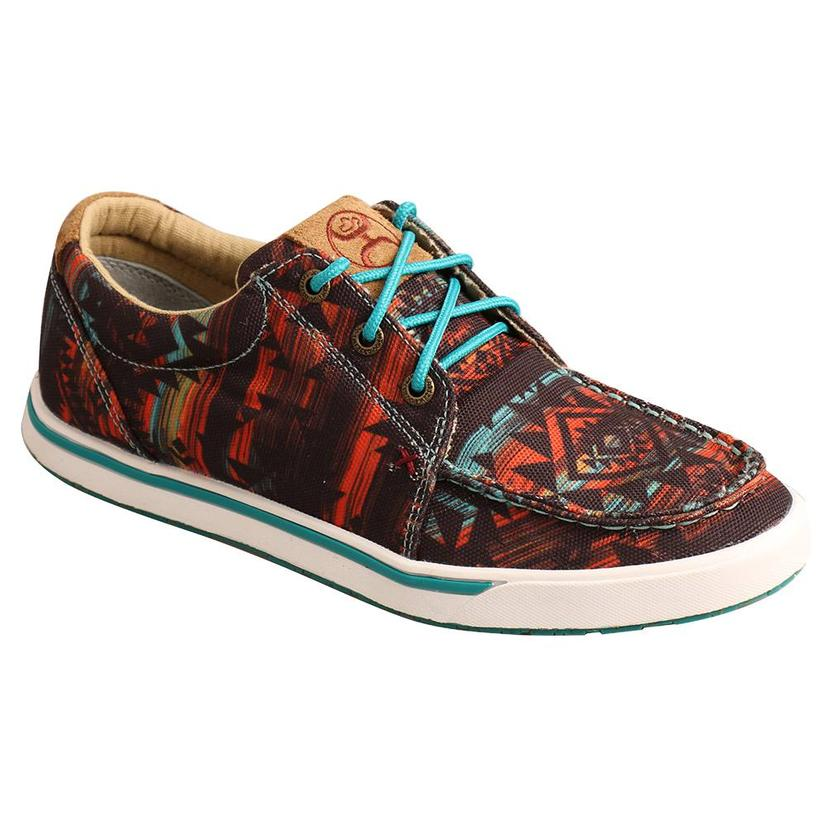 Twisted X Aztec Hooey Women's Loper
