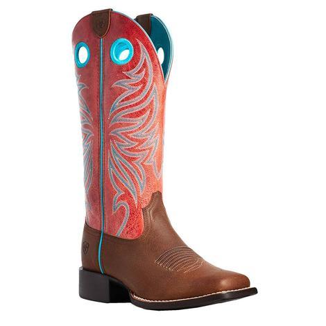 Ariat Heartland Round Up Ryder Women's Boots
