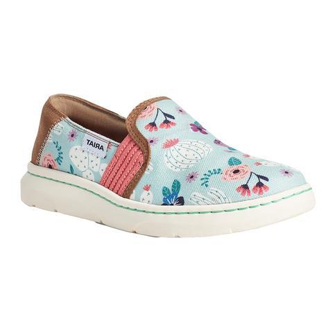 Ariat Floral Cactus Print Ryder Women's Shoes