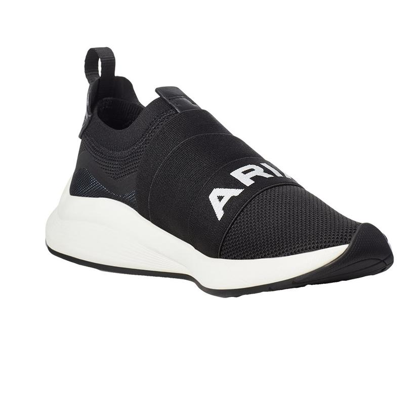 Ariat Ignite Slip On Women's Black Tennis Shoes