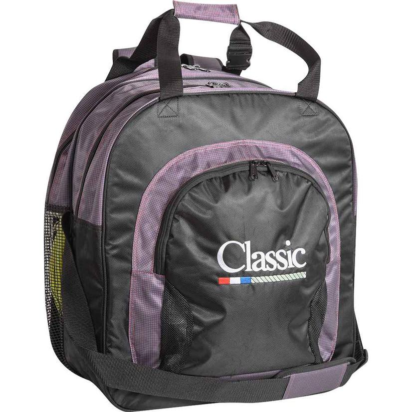 Classic Rope Super Deluxe Rope Bag BLK/GRY
