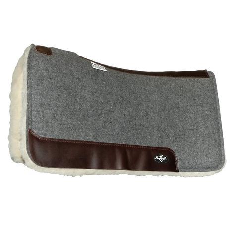 Professional Choice Deluxe Wool Pad Fleece Bottom 31x32