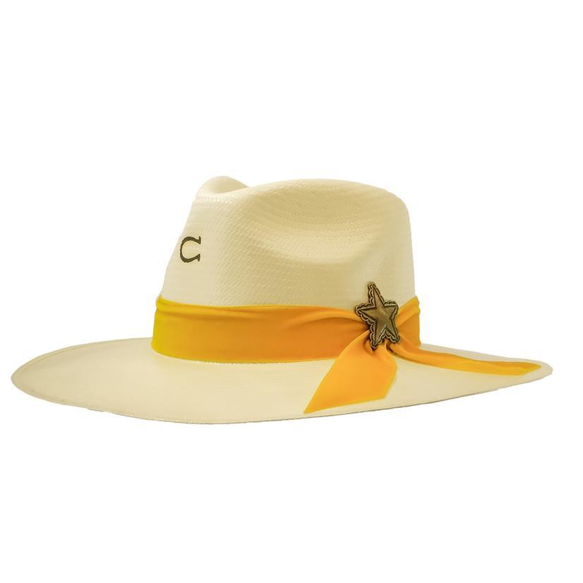Charlie 1 Horse Lone Star Love Straw Hat