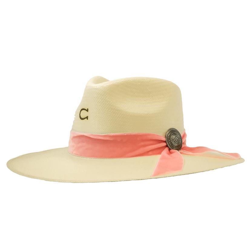 Charlie 1 Horse Only Prettier Straw Hat