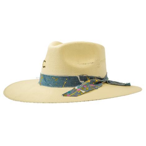 Charlie 1 Horse Maci Straw Hat
