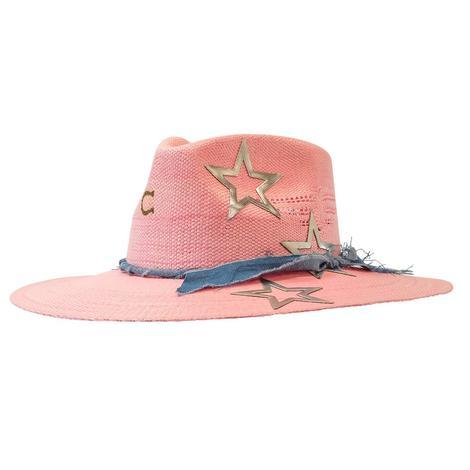 Charlie 1 Horse Super Star Straw Hat