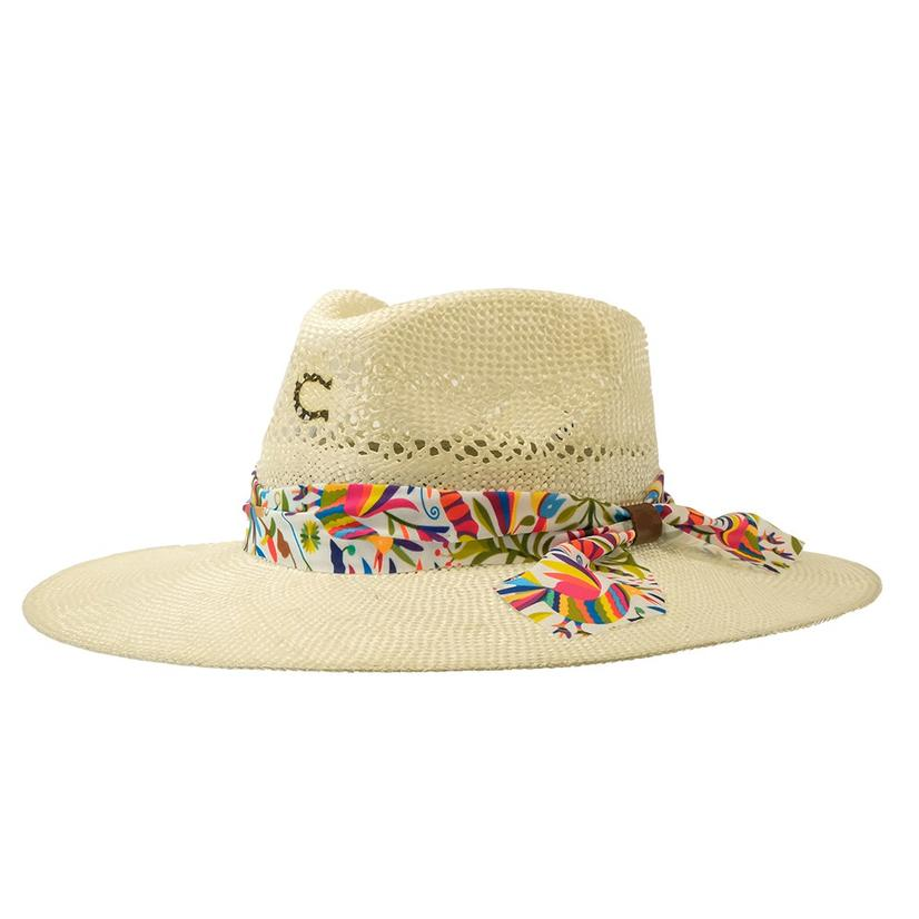 Charlie 1 Horse Spirit Animal Straw Hat