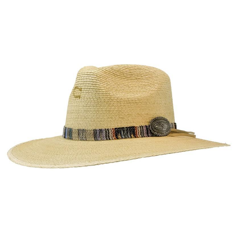 Charlie 1 Horse Saltillo Straw Hat