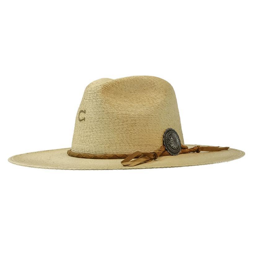 Charlie 1 Horse Lefty Straw Hat