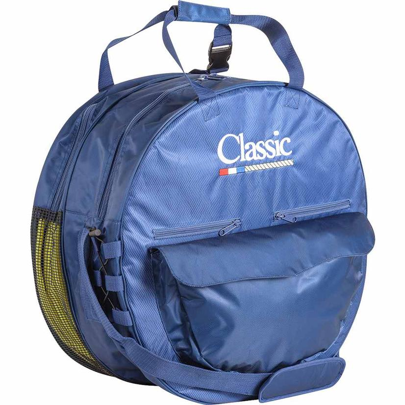 Classic Rope Deluxe Rope Bag - Assorted Colors NAVY/NAVYCHEVRON