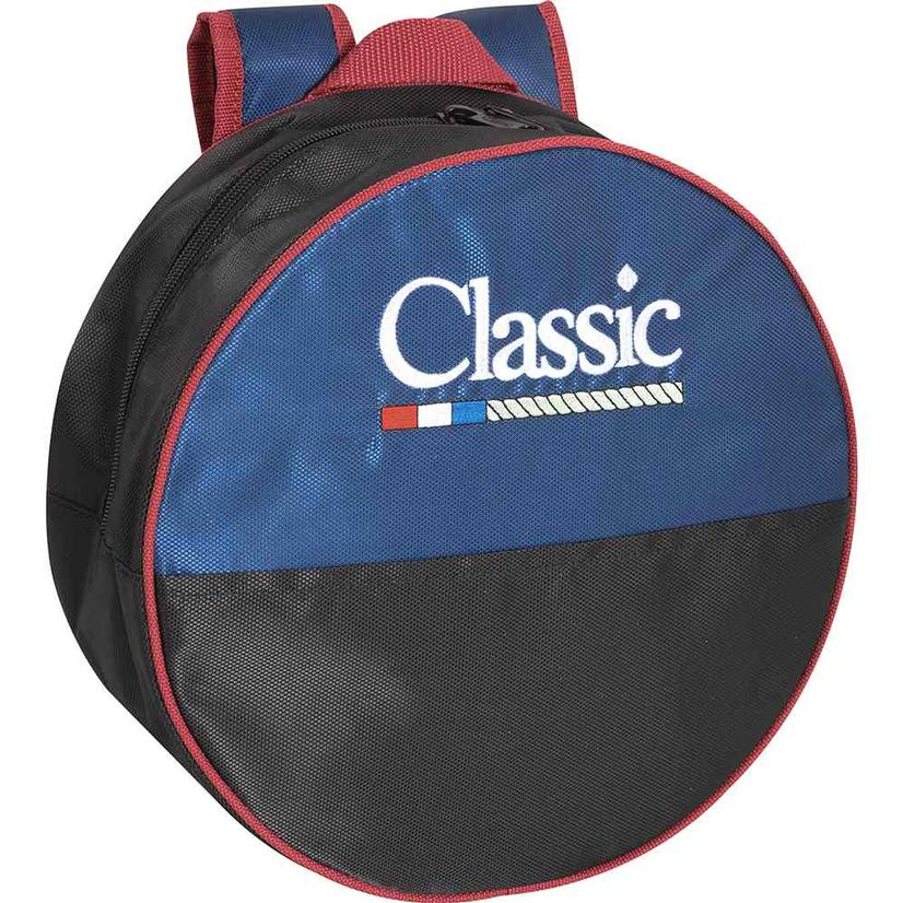 Classic Rope Kid Rope Bag - Assorted Colors NAVY/RED