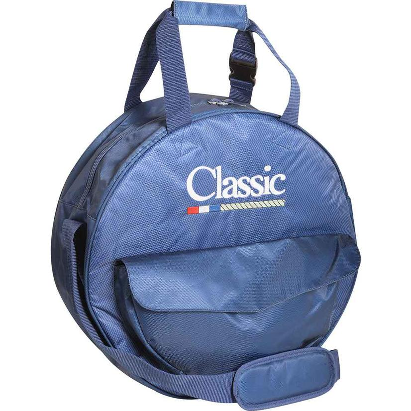 Classic Rope JR Rope Bag - Assorted Colors NAVYCHEVRON/NAVY