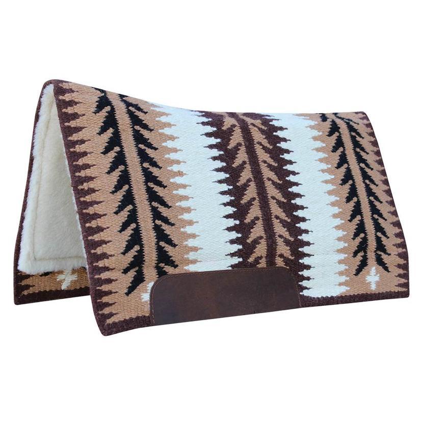 Professional Choice Ventana Contour Blanket 33x38 WALNUT