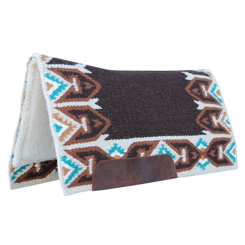 Professional Choice Ocotillo Contour Blanket 33x38 EXPRESSO
