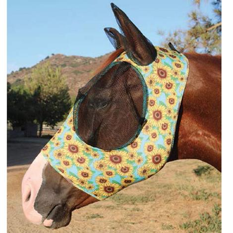 Professional Choice Comfort Fit Fly Mask - 2021 Prints