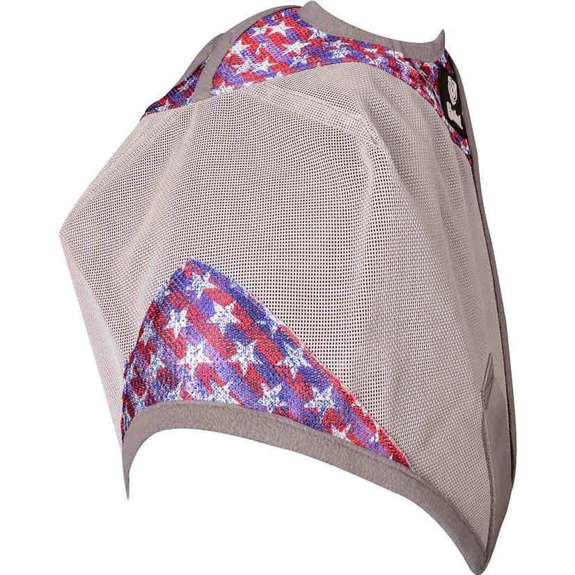 Cashel Fly Mask Patterns - Freedom or Leopard FREEDOM