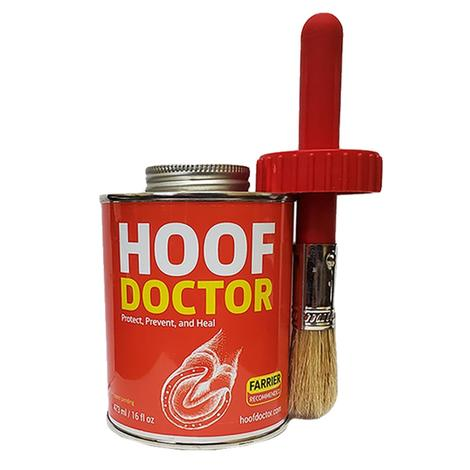 Hoof Doctor Dressing with Brush