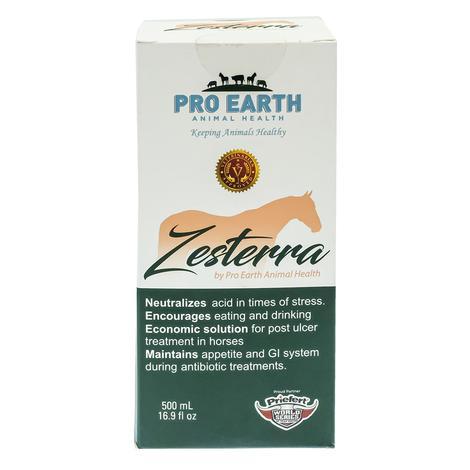 Zesterra Equine Gut Health Supplement 500ml