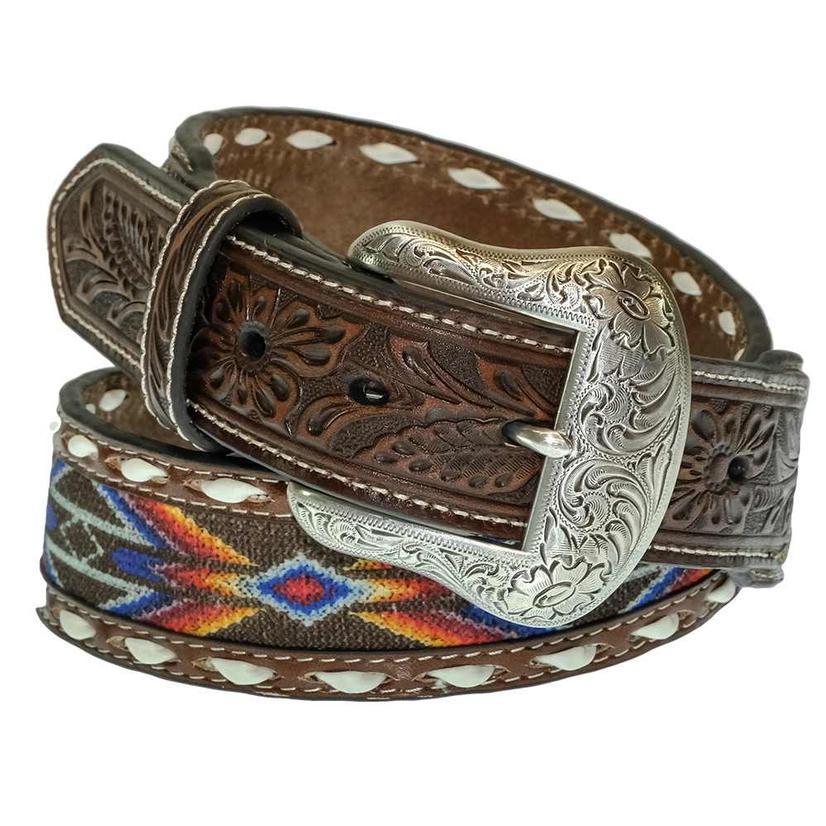 Nocona Aztec Design Men's Belt