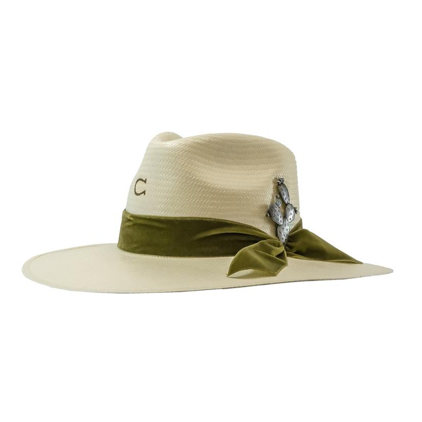 Charlie 1 Horse Hard To Handle Natural Straw Hat