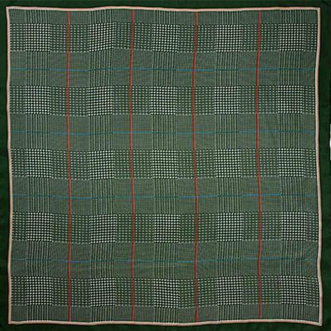 Wild Rag Silk Plaid - Assorted Colors