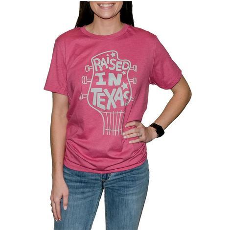 Berry Raised Texas Women's Tee