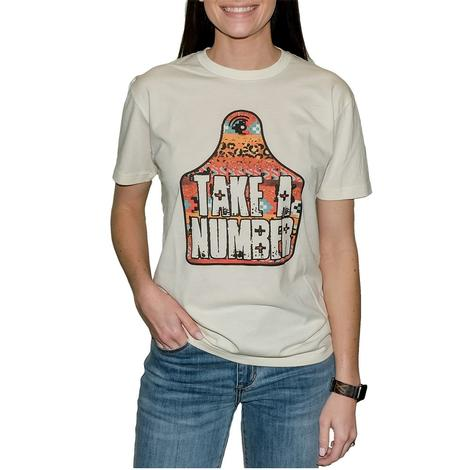 Take a Number Women's Tee